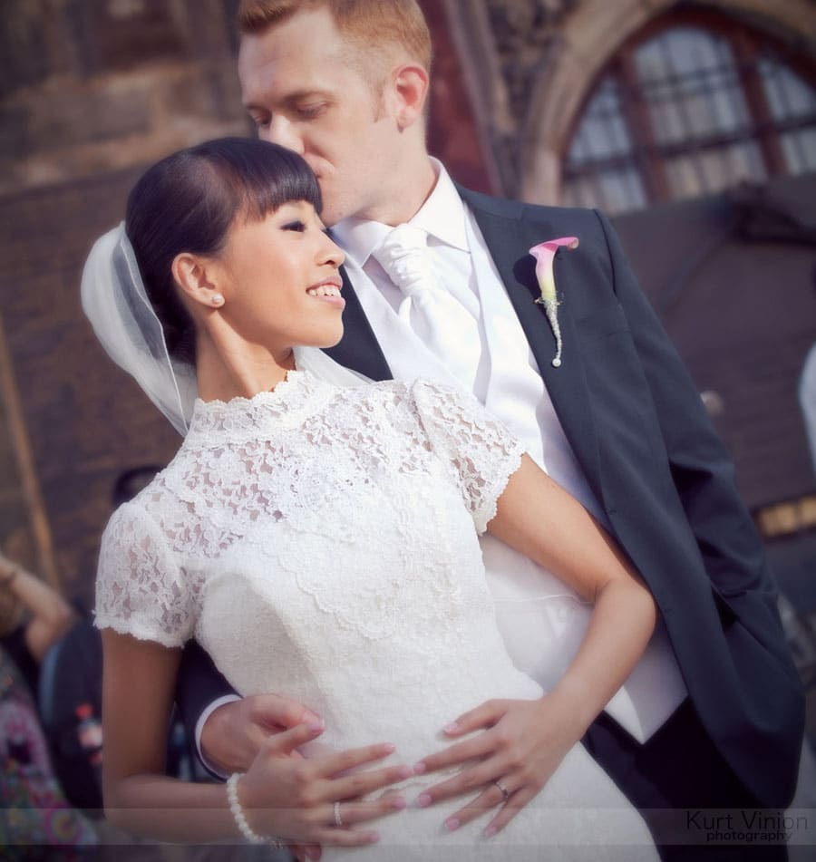 Vrtbovska Garden Wedding Prague / Roni & Tom (HK) wedding photography in Old Town Square