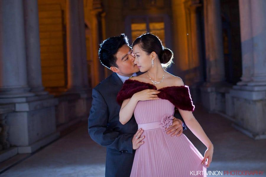 Vienna Pre-Wedding Photographer / Mavis & Henry portraits at the Schönbrunn Palace