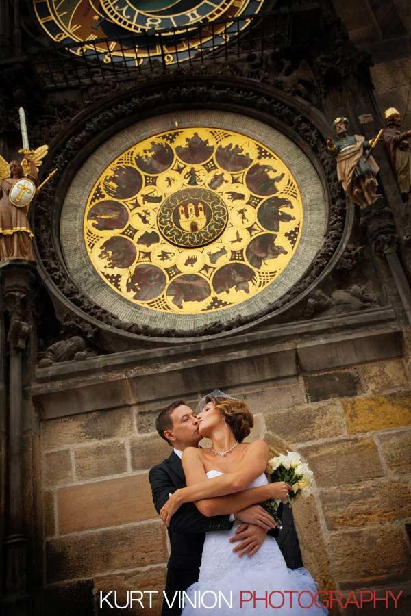 Prague Clementinum wedding / Chateau Dobris / Alchymist / Maria & Nikolai wedding
