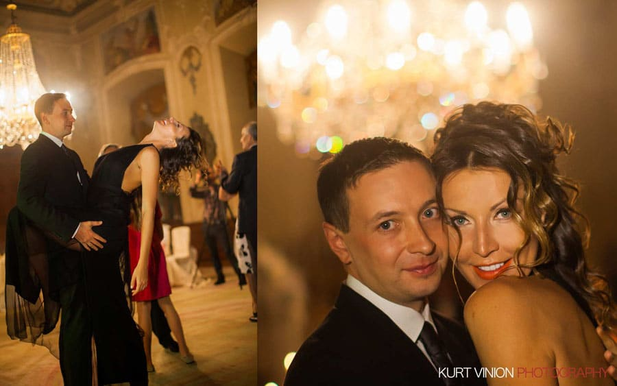 prague wedding photography / M & N luxury wedding at Dobris Castle