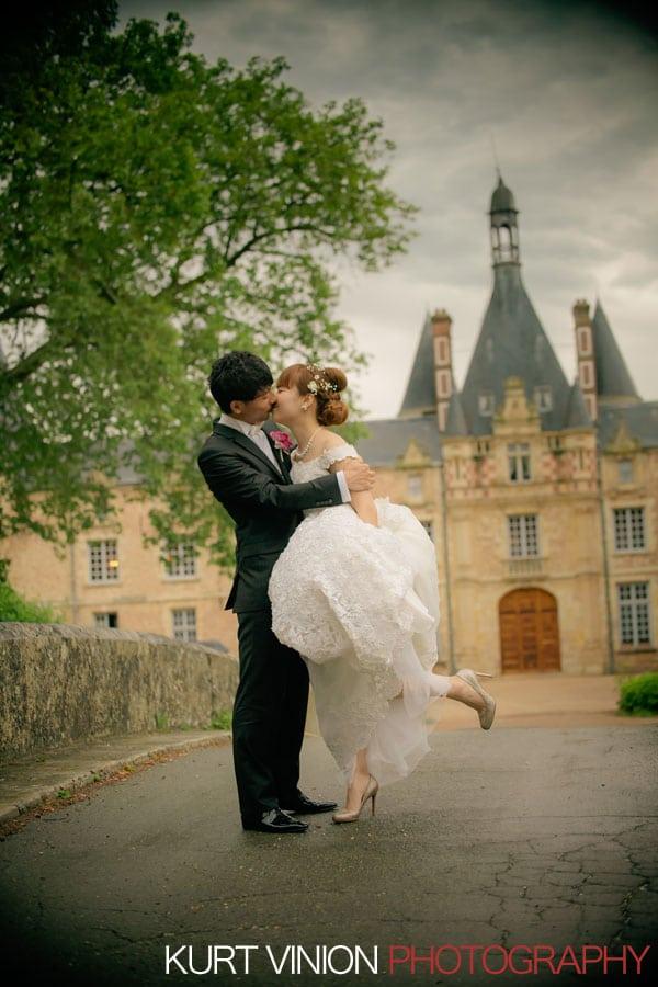 Château d'Esclimont / N & K / pre wedding photos