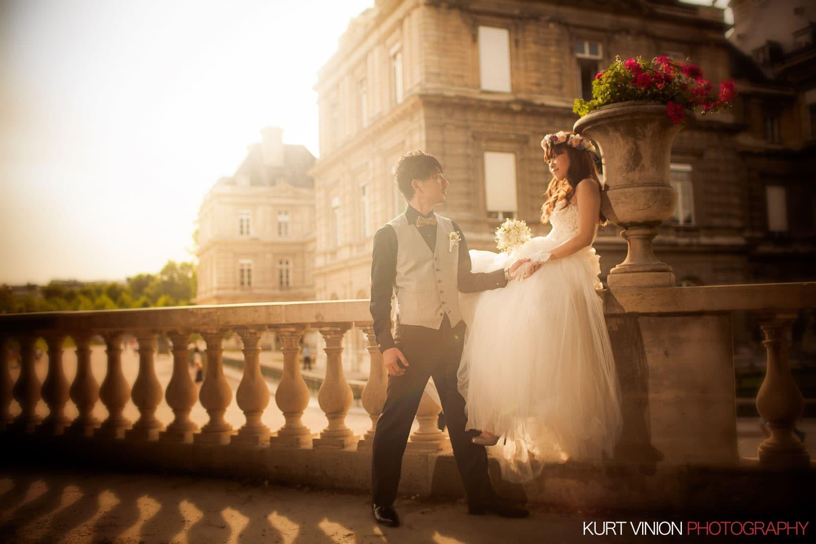 Paris pre wedding / N & K / pre wedding photos