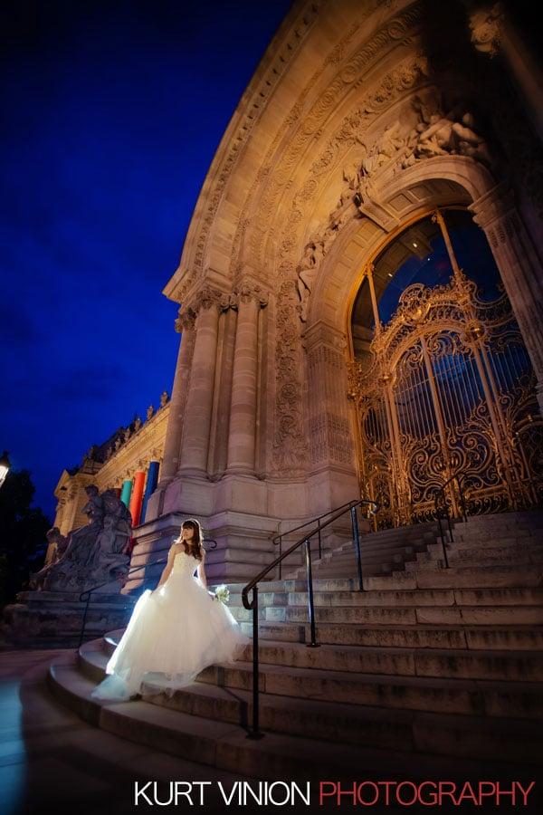 Paris overseas photos / N & K / portrait session