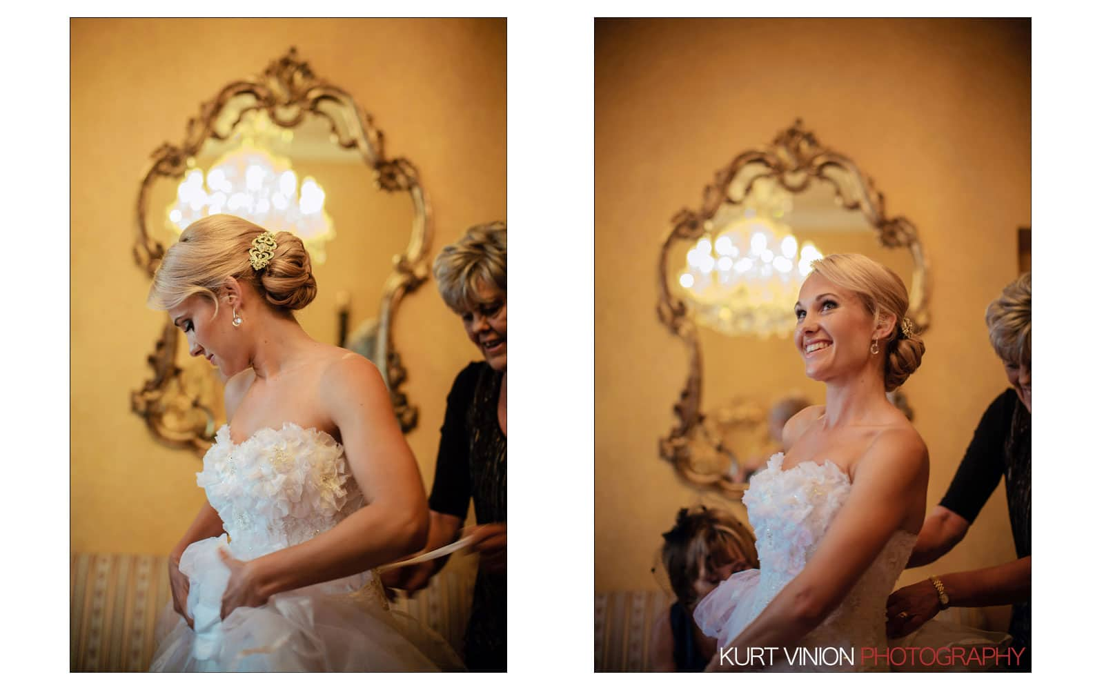 Prague Clementinum wedding / Jess + James - bridal portraits at the Alchymist