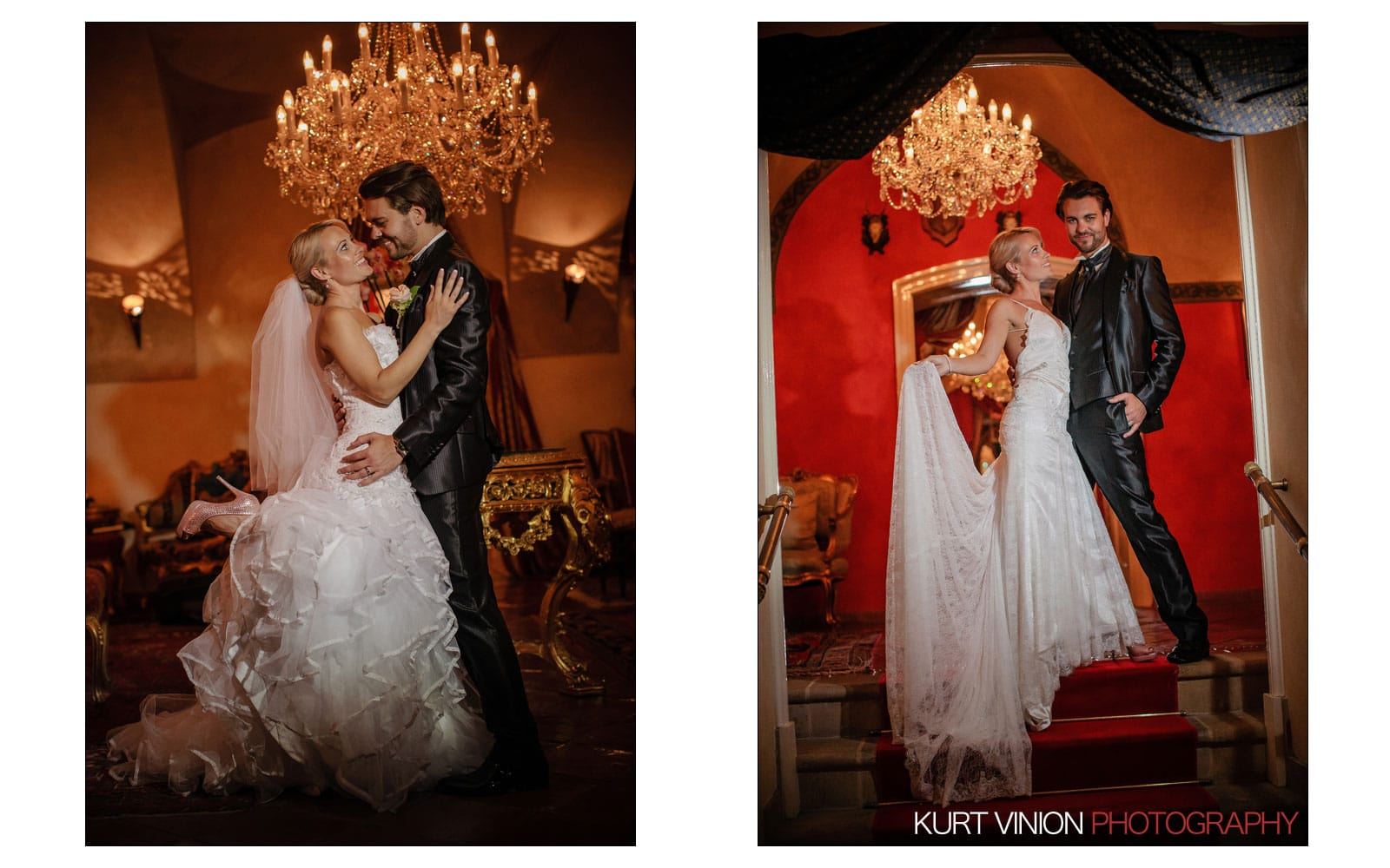 Prague Clementinum wedding / Jess + James - alchymist portrait session