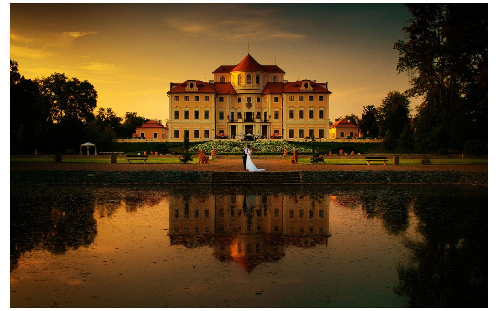 Chateau Liblice wedding / Jana & Kym wedding photos