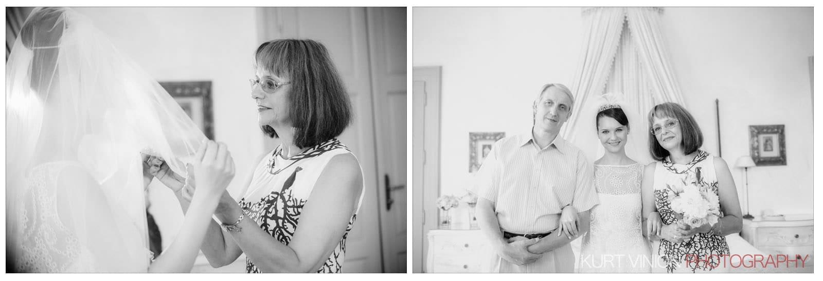 Chateau Mcely wedding / Ludmilla & Sergey / bridal portraits