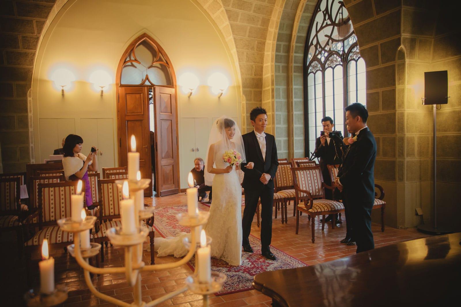 Castle Hluboka nad Vltavou wedding / Suki & Steven / wedding photography