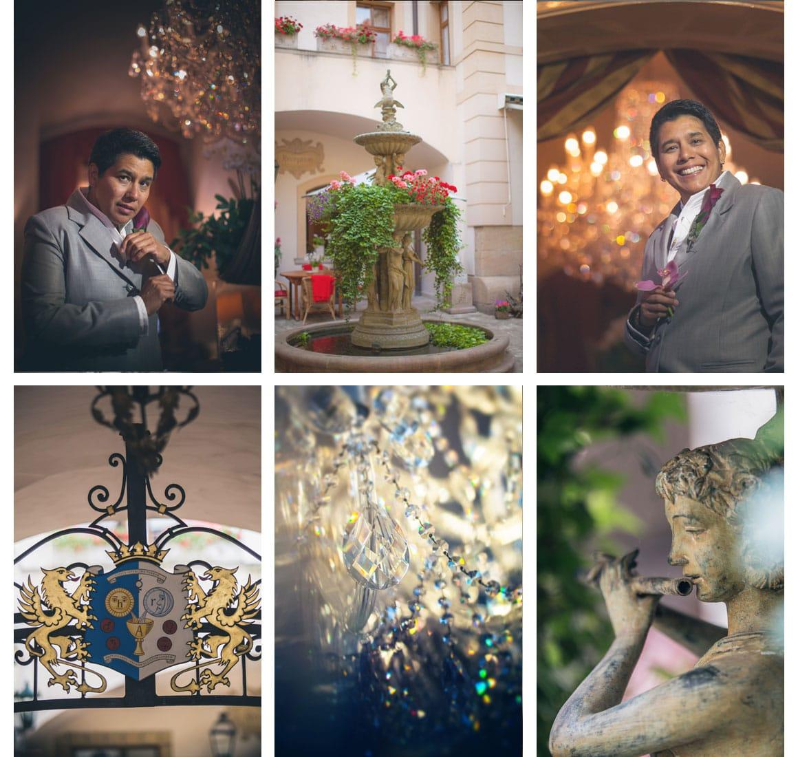 Charles Bridge Wedding / Kimberly & Jules / Alchymist wedding portraits