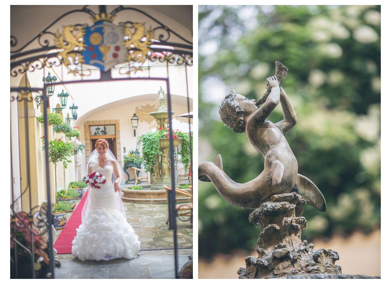 Charles Bridge Wedding / Kimberly & Jules / Alchymist bridal wedding portraits