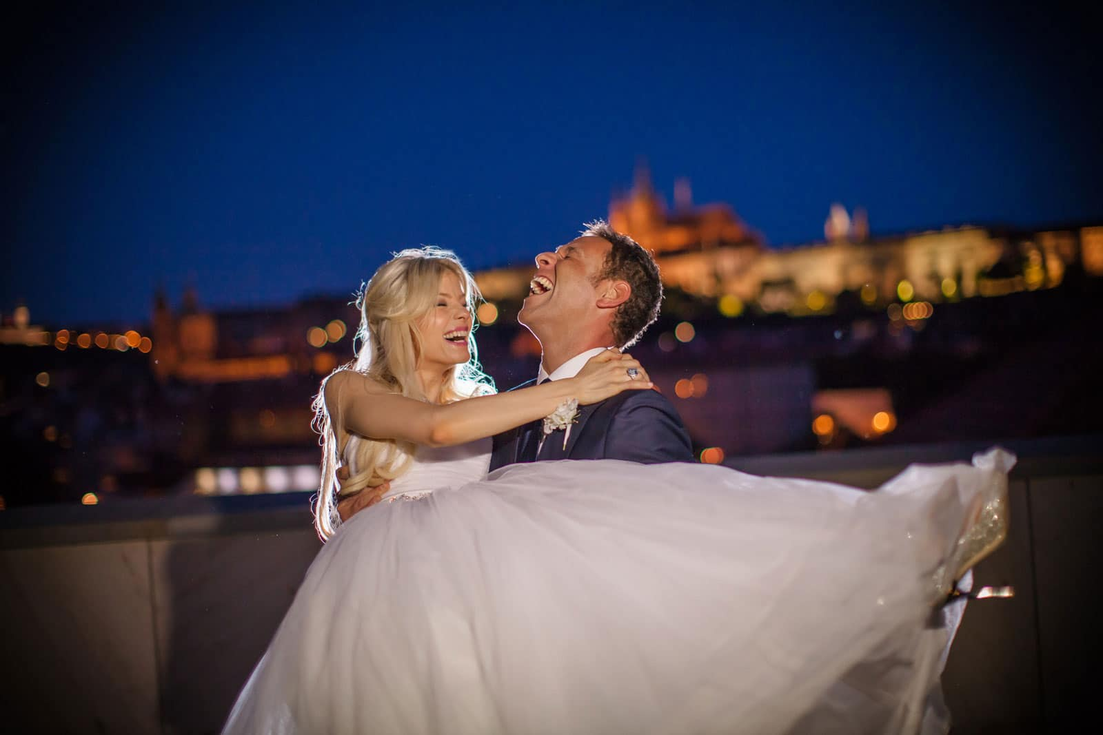 Prague St. Thomas Church: Julia+Sergio wedding day photography at The Four Seasons