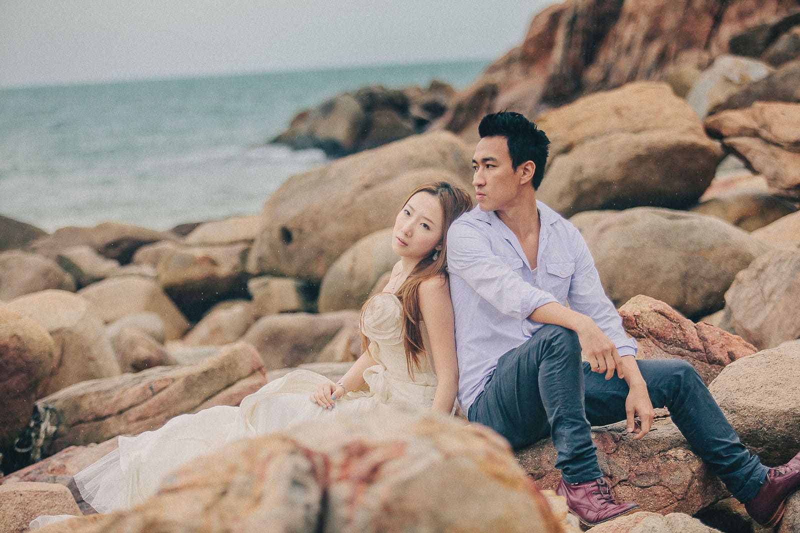 Hong Kong Pre Wedding photography / Joanne & Sam pre wedding photos
