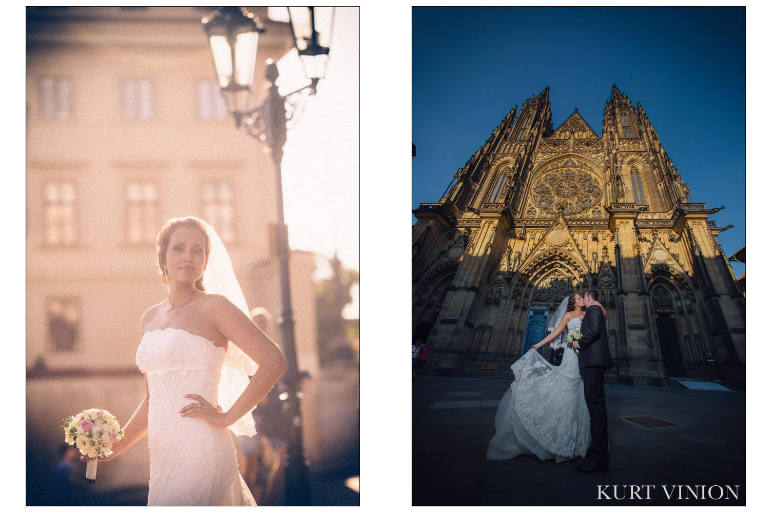 Castle Konopiste wedding / Oksana & Vladislav wedding day photography at Prague Castle