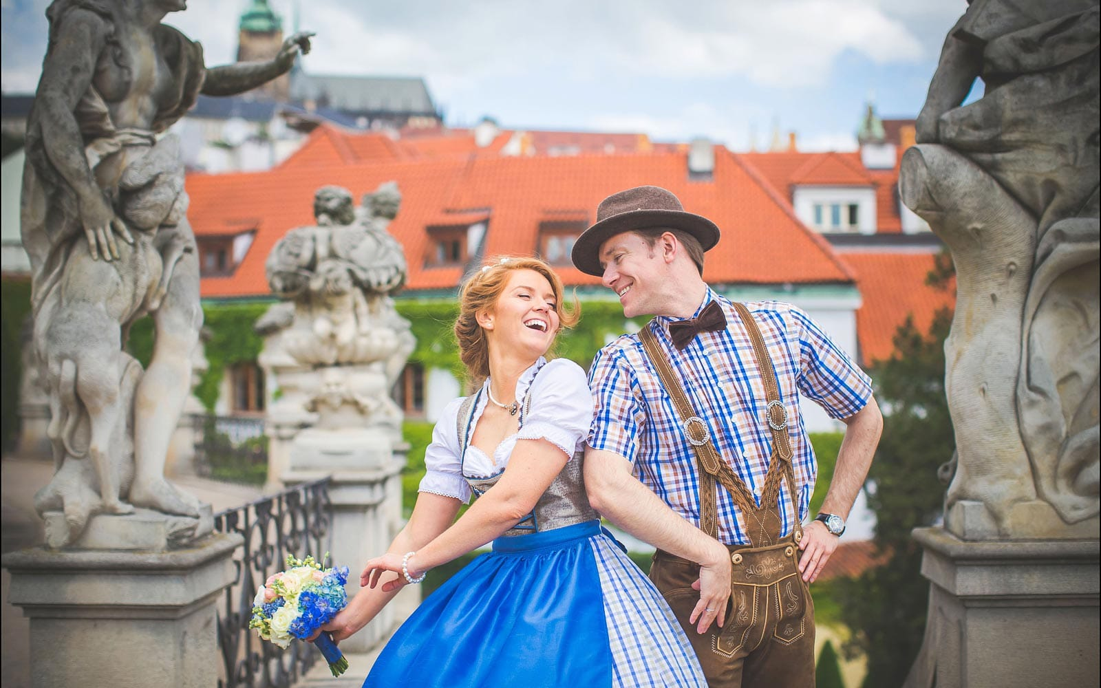 Read more about the article Prague Vrtbovska Garden weddings / P&D / wedding day