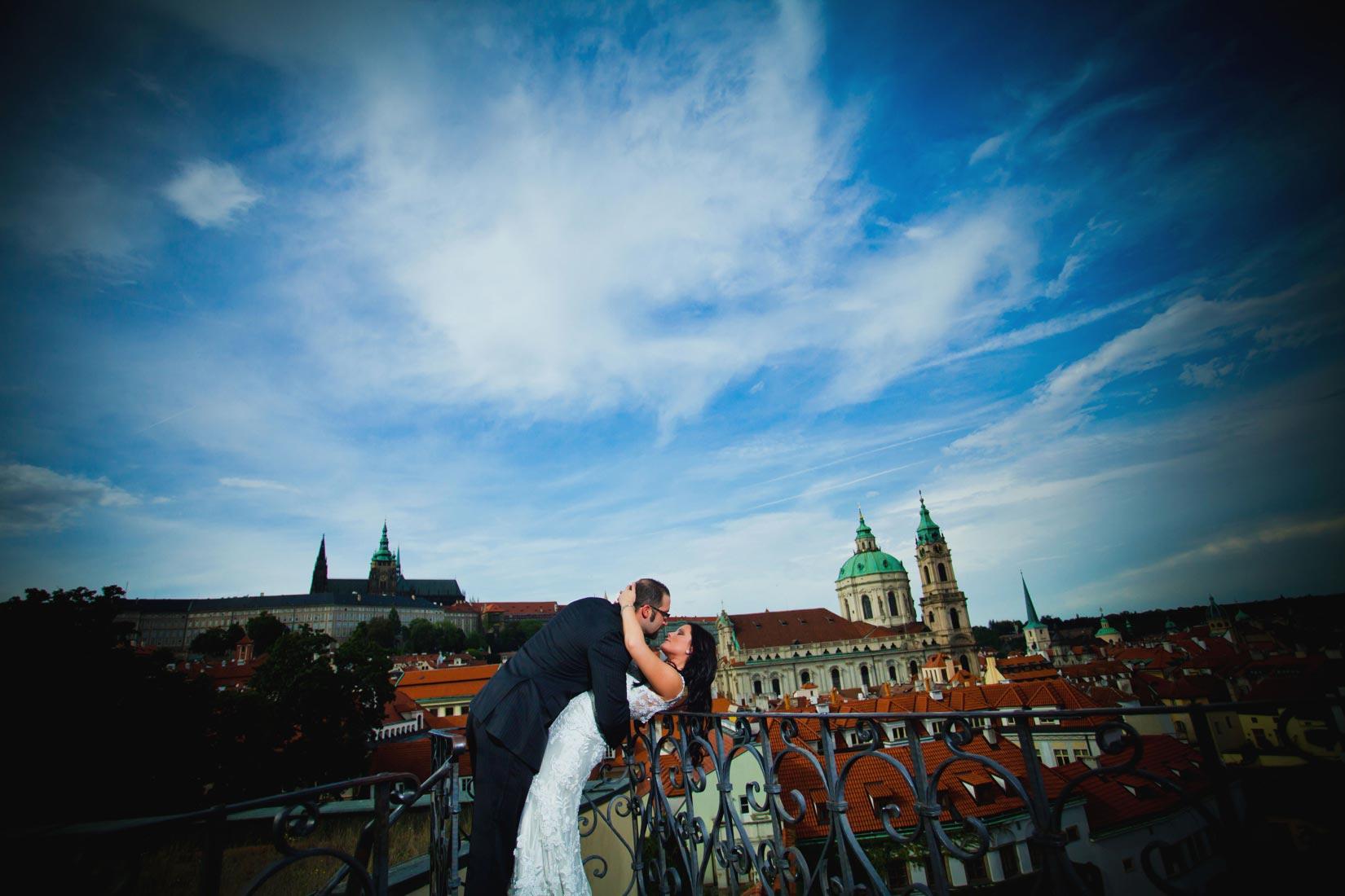 Vrtbovska Garden wedding / W&N / elopement wedding