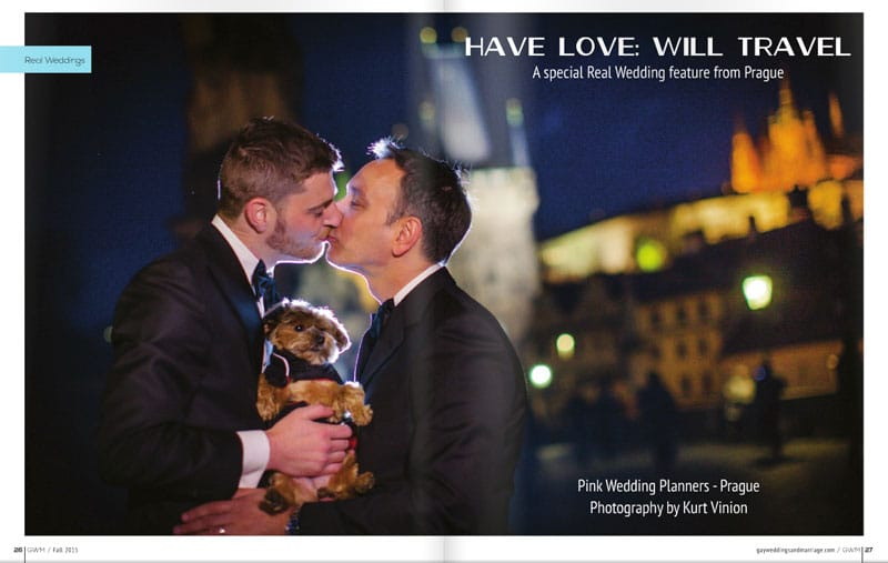 GWM featuring one of our favorite couples: Wayne & Graham