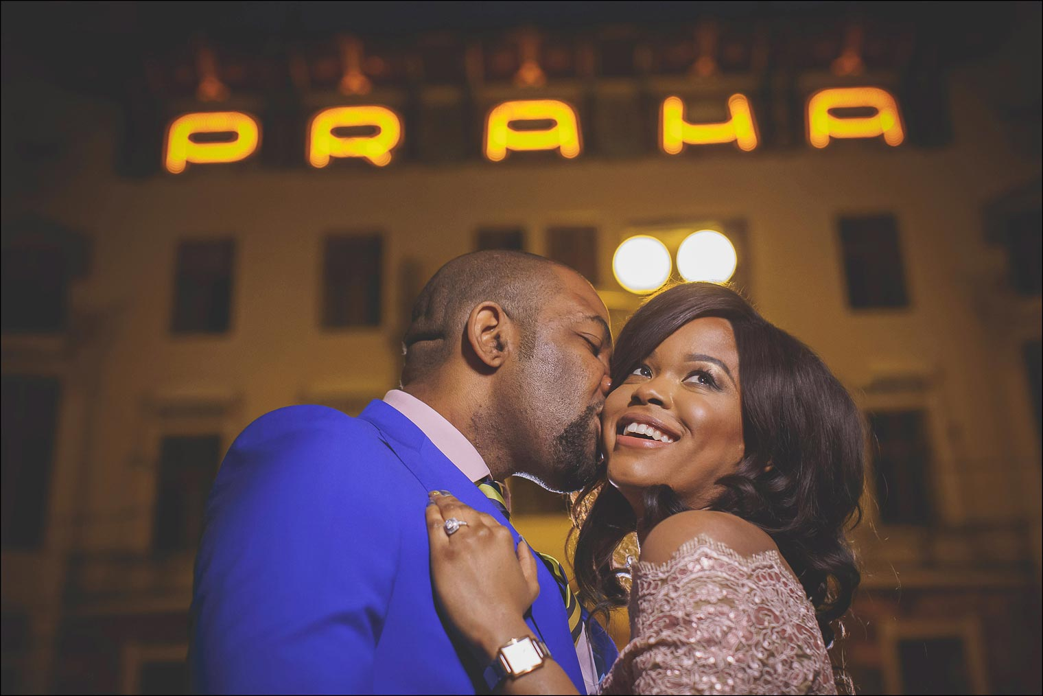Prague Lifestyle Portrait Session / Amala & Emeka