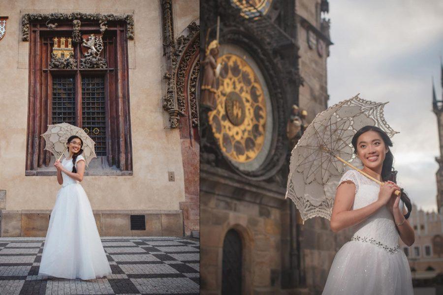 Prague pre wedding photos / S&P / PINK WEDDINGS PRAGUE / Photography by Kurt Vinion