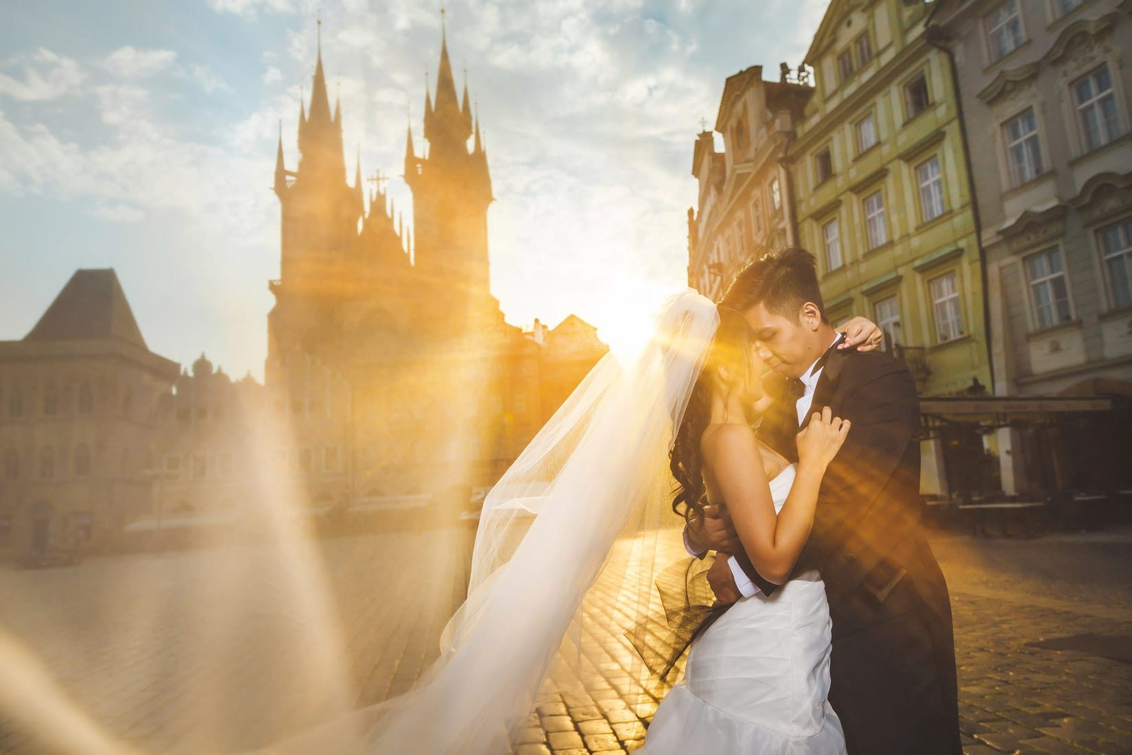 gorgeous pre wedding in Prague D&L (Hong Kong)