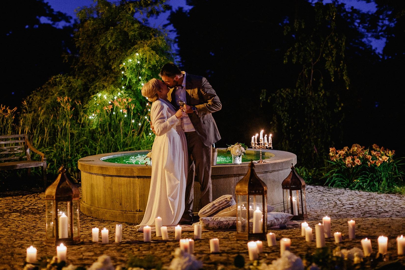 Andrea & Michal: luxury wedding in Prague
