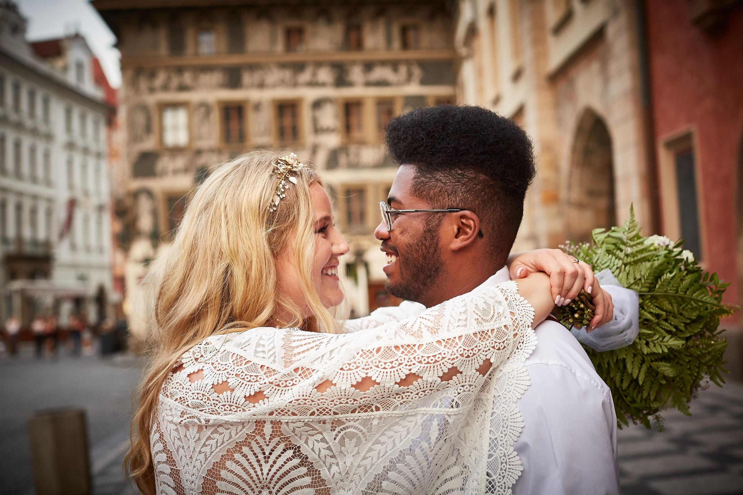 Z&R Prague elopement